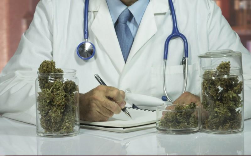 cannabis en medicijnen